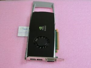 NVIDIA Quadro FX 3800 Video Card, PN 600-50755-0500-106 C, LENOVO FRU 89Y0429