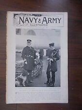 VINTAGE MAGAZINE THE NAVY & ARMY ILLUSTRATED VOLUME 1 No 4 JANUARY 31st 1896