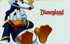 DISNEY GIFT CARD, DONALD DUCK # 1, NO VALUE LEFT