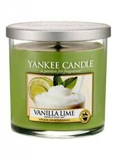Yankee Candle Scented Candle Small Tumbler Vanilla Lime 198g/7oz