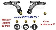 2 TRIANGLE DE SUSPENSION RENFORCE G + D VW GOLF IV 4 1.9 TDI 130CH