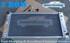 3Row Radiator FIT FOR Chevy Silverado 1500 2500 HD Cadillac Escalade GMC Sierr