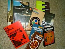 Lot of 10 Photography Books all Very Good condition