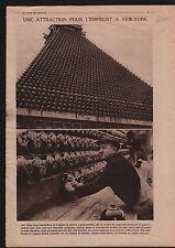 Pyramid Pickelhaube Casques Helmets New-York /Memorial Day USA 1919 ILLUSTRATION