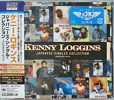 KENNY LOGGINS-JAPANESE SINGLES COLLECTION-JAPAN ONLY BLU-SPEC CD2+DVD G88