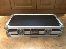 More details for penn fabrication guitar pedal board hard case with lift off lid