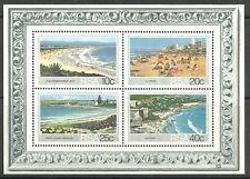 Afrique du sud - Tourisme menthe 1983 Bloc 15 Mi. 638-641