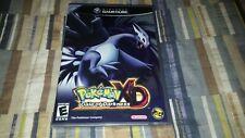Pokemon XD: Gale of Darkness (Nintendo GameCube, 2005) Brand New Factory Sealed