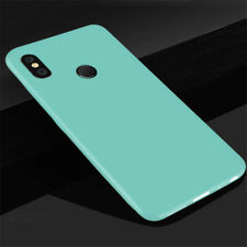 Silicone Rubber Frosted TPU Cover Case For Xiaomi Redmi S2 5 Plus Note 5A Pro