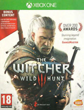The Witcher 3: Wild Hunt  - Collector's Edition (Xbox One Game) *GOOD CONDITION*