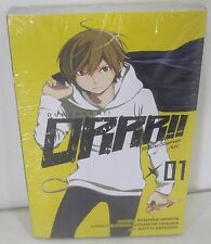 Durarara!! Yellow Scarves Arc Vol 1 Manga Anime New Graphic Novel Comic Book