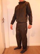 Reebok Trainingsanzug Jogging Track Suit Glanz Shiny Nylon Vintage Gr. M