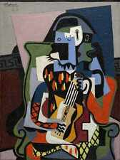 A3 Box Canvas Picasso Abstract 1924 Modernism