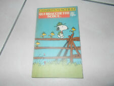 Fumetto PEANUTS Charles M. Schulz Qui bracchetto scout Snoopy Charlie Brown