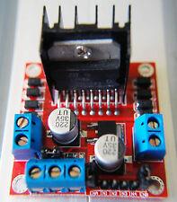 1x  Modulo controlador de motor paso a paso L298 arduino