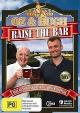 Oz & Hugh - Raise The Bar (DVD) 2-Disc Set Region4 Very Good Condition