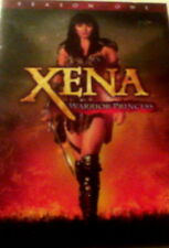 XENA WARRIOR PRINCESS COMPLETE SEASON ONE 24 Episodes 17+ Hours of Action SEALED
