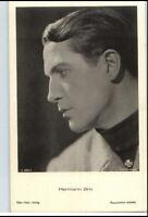 HERMANN BRIX Schauspieler ca. 1950/60 Porträt-AK Postkarte Film Bühne Theater