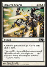 4x Inspired Charge - - - Magic 2011 M11 - - - mint