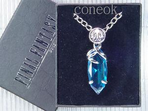 Final Fantasy FF Magic Stone Necklace