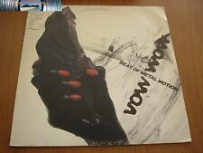 Wow wow - Beat of metal motion  - LP 1984 - NUOVO
