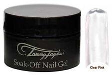 Tammy Taylor Soak Off Gel Clear Pink .5oz - M0280