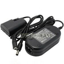 ACK-E6 AC Power Adapter For CANON EOS 60D 7D 6D 5D Mark II III 5D3 +DC Coupler