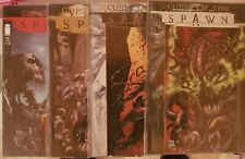 Curse of the Spawn 20/23 tot 4 numeri Image Comic UsaA.McErloy D.Turner