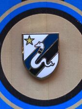 """INTER FC PINS DI PRESTIGIO BISCIONE ANNI 80 """"VINTAGE 029"""" clips (bottone)"""