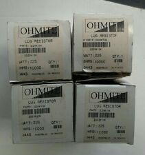 New Listingohmite D225k10k Lug Resistor 10000 Ohm 225 Watt Units Bundle