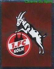 173 WAPPEN - LOGO BADGE GERMANY 1. FC KOLN STICKER BUNDESLIGA 2011 TOPPS