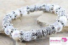Cubic Zirconia Costume Bracelets