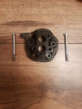 A Genuine husqvarna 240 240e chainsaw inlet manifold and bolts