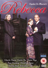 DVD:REBECCA - NEW Region 2 UK 34
