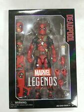 "NEW Marvel Legends Series Deadpool 12"" Inch Action Figure NO RESERVE"