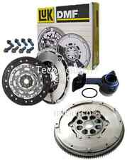 LUK DUAL MASS FLYWHEEL AND CLUTCH KIT, BOLTS, CSC FOR FORD MONDEO 2.0 TDDI 115