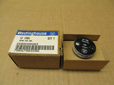1 NIB WESTINGHOUSE 1LC100 100 AMP RATING PLUG FOR 150A TYPE LC FRAME 2608D88G03
