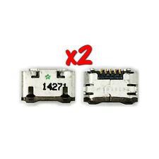 2X Motorola Moto X 2nd Gen XT1097 USB Charger Charging Port Dock Connector USA