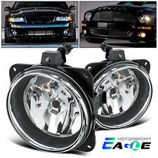 2003-2004 Ford Mutang Cobra/2002-2004 Foucs SVT/2005-2007 Escape Fog Lights Pair