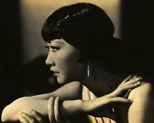 ANNA MAY WONG 8x10 PICTURE PRETTY ACTRESS PROFILE PHOTO