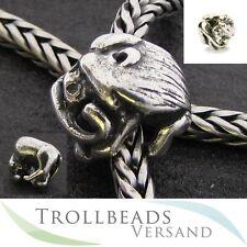TROLLBEADS Silberbead Sternzeichen Löwe / Leo 11344