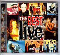 ANNIE LENNOX-TOTO-CROWDED HOUSE-EROS RAMAZZOTTI LIVE CD