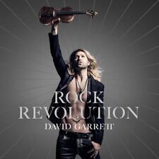 Rock Revolution (Deluxe Edt.) von David Garrett (2017) CD+ DVD