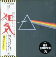 PINK FLOYD-THE DARK SIDE OF THE MOON-JAPAN MINI LP CD Ltd/Ed F56