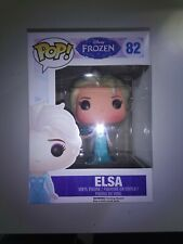 Disney Animation Frozen Pop! Vinyl Figure #82 Elsa 2014 Funko