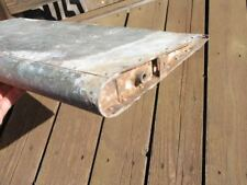 MEGA RARE ORIGINAL WWII GERMAN  V-1 FLYING BOMB RUDDER WW2 BUZZ BOMB RELIC! AAA+