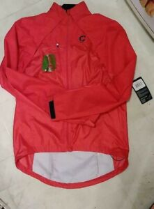 Cannondale red MORPHIS EVO Jacket-to-vest Combo New w/Tags sz M Waterproof/Nice!
