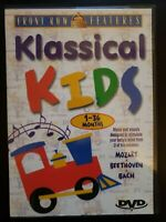 Klassical Kids RARE KIDS DVD COMPLETE WITH ORIGINAL CASE & ART BUY 2 GET 1 FREE