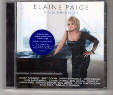 (HM986) Elaine Paige, And Friends - 2010 CD
