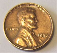 1956 P US WHEAT PENNY  -  combined shipping